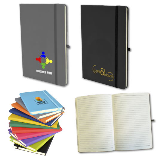 Executive Casebound Notebooks